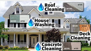 Clean Rite Exterior Cleaning Service