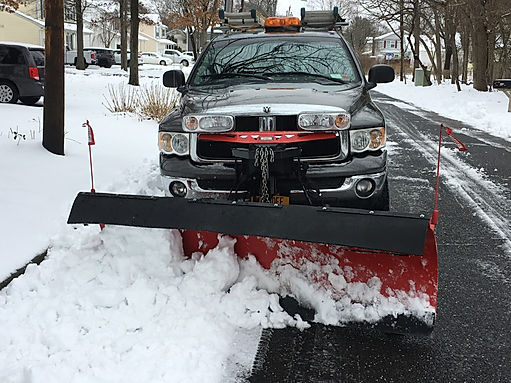 Local Snow Plowing Service
