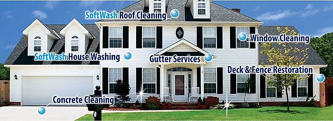 Clean Rite Roof Cleaning and Power Washing