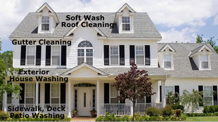 Power Washing by Clean Rite