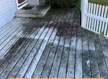 Dirty Decks Cleaned Rite