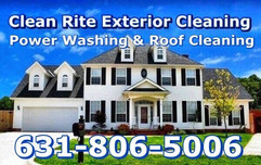 Power Washing and Soft Wash Roof Cleaning Holbrook N.Y 11741