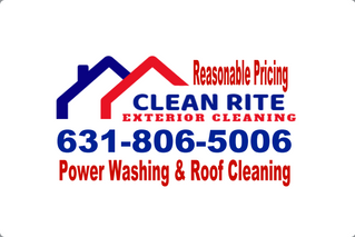 Clean Rite Exterior Cleaning