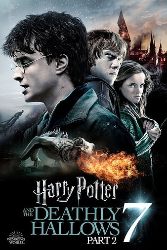 Harry Potter and the Deathly Hallows Par