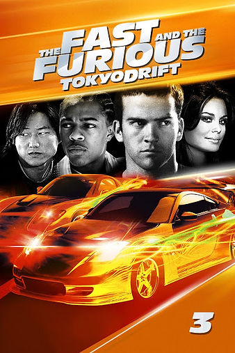 The Fast and the Furious 3 Tokyo Drift (