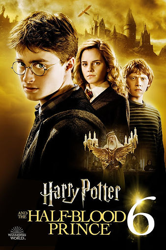Harry Potter and the Half-Blood Prince (