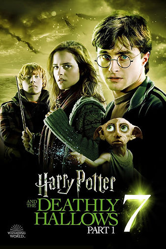 Harry Potter and the Deathly Hallows - P
