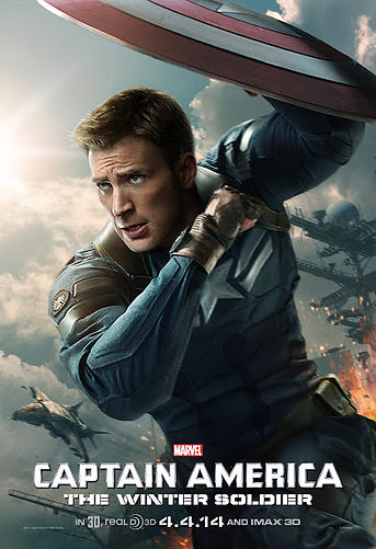 Captain America The Winter Soldier (2014