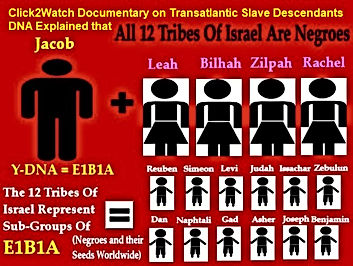 Shemitic Israel = Yahweh's Chosen People's Bloodline 666Lied2U