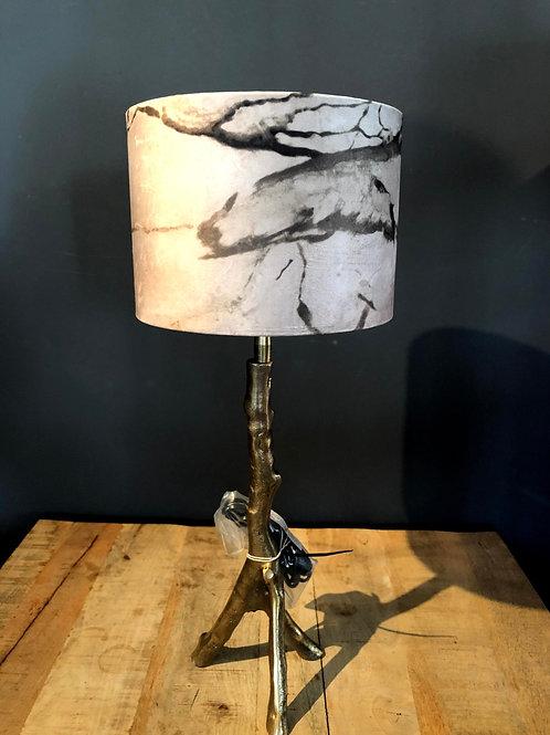 Set lamp zebra