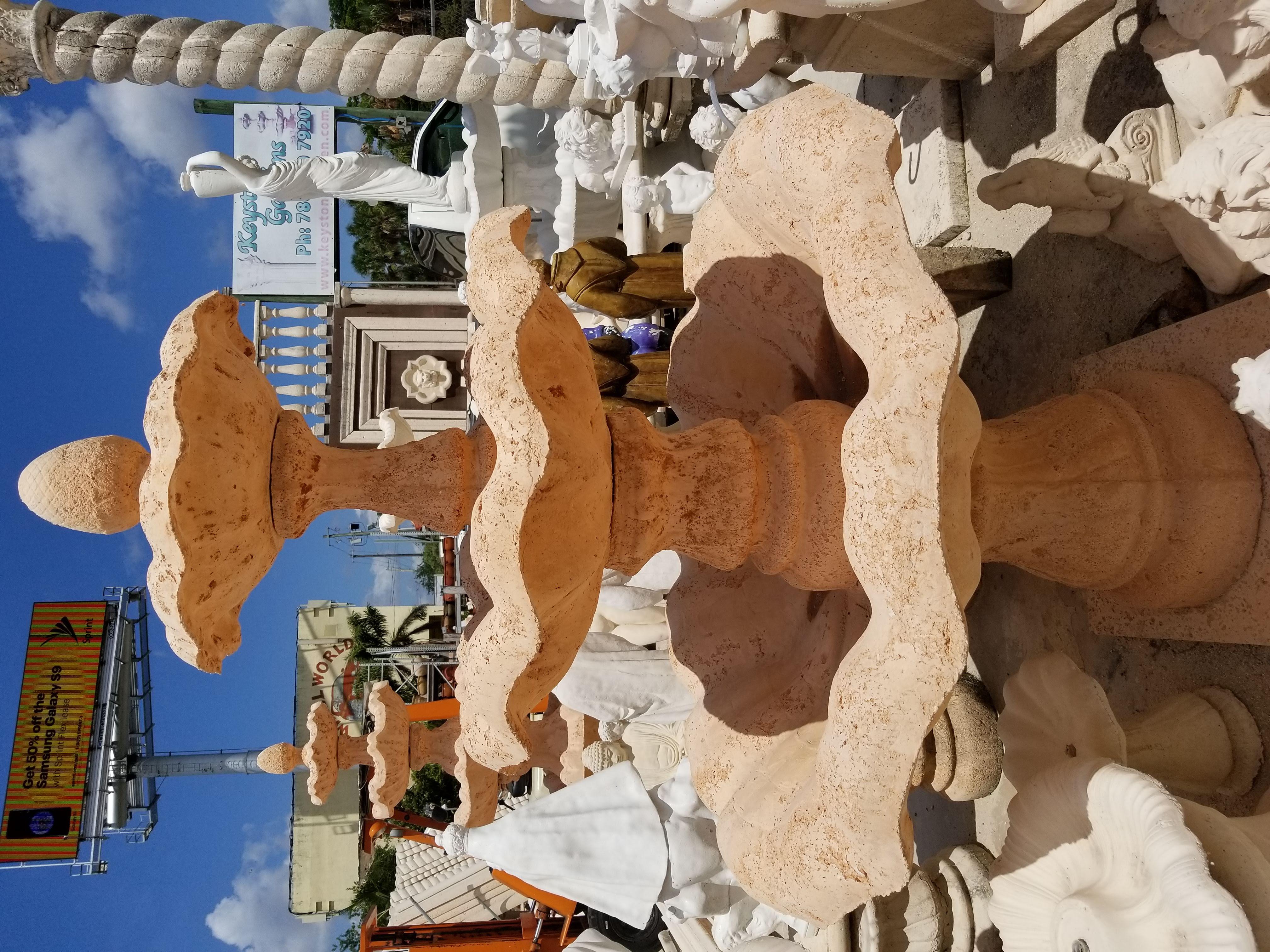 3 Tier Terracotta