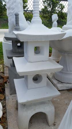Pagoda 2 tiers