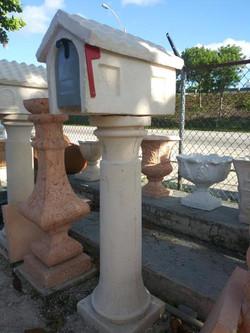 #2 Round column