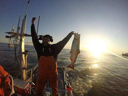 fisherman Bristol Bay Fat Fish Co