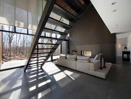 Résidence du Mont-Saint-Hilaire |Blouin Tardif Architecture-Environnement
