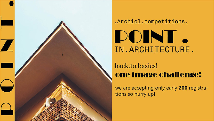 POINT IN ARCHITECTURE