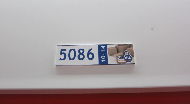 Casier 5086