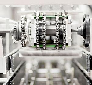 Machine in Factory