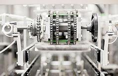 Stroj Factory_Výroba regulátorů teplotních čidel a bimetalických termostatů