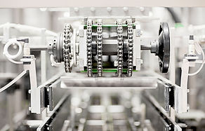 Machine en usine