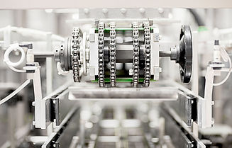 Machine in Factory