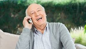 FRIENDLY CALL SERVICE for the Elderly