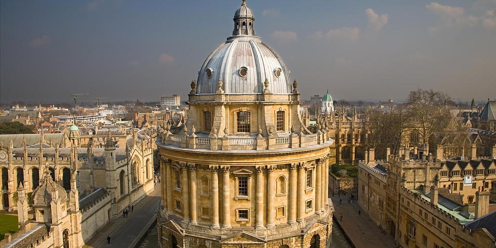 Oxford ML Summer School 2020