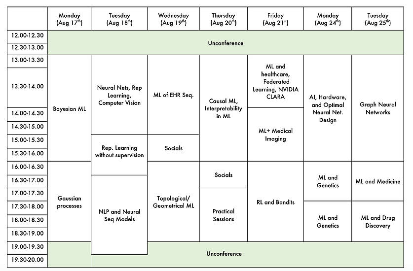 OxML 20 Schedule