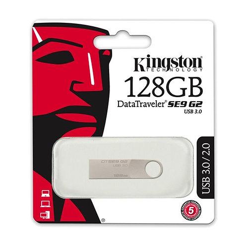 Kingston Data Traveler Pen Drive 128 GB