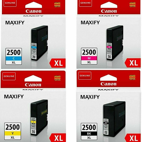 Canon Cartridge 2500 xl Colour