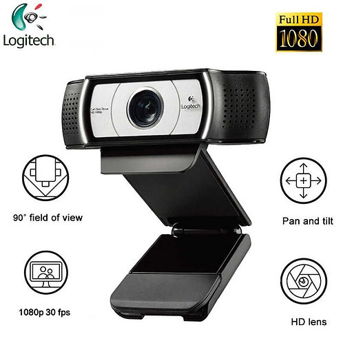Logitech C930C HD Webcam
