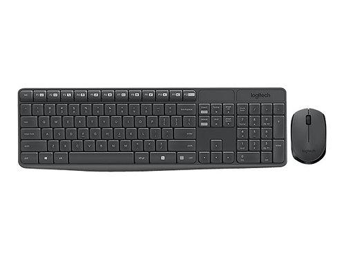 Logitech MK235 Keyboard & Mouse