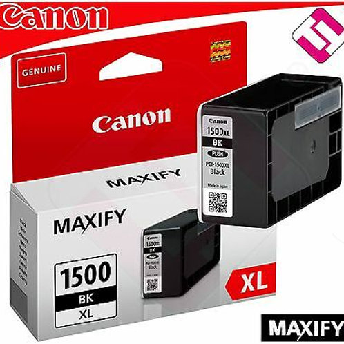 Canon Cartridge 1500 xl Black