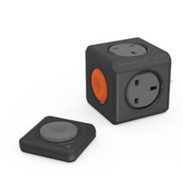 Allocacoc PowerCube 4 Power Outlets & Remote