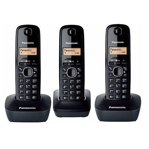 Panasonic Cordless Triple TelephoneKX-TG1613