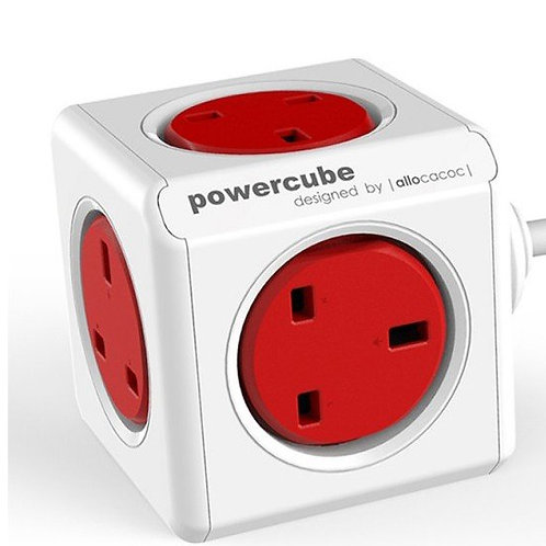 Allocacoc PowerCube 5 Power Outlets 1.5m cable