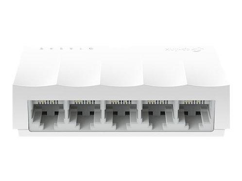 TP-Link LS1005 5-Port 10/100 Mbps LiteWave Desktop Switch