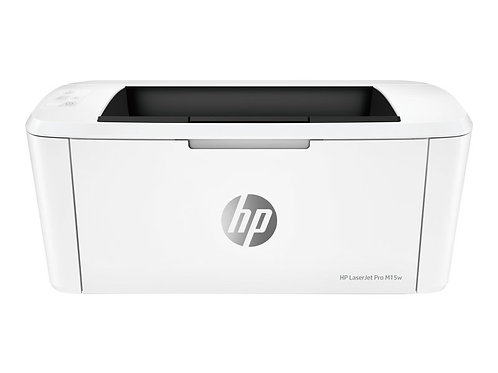 HP LaserJet Pro M15W Monochrome Printer