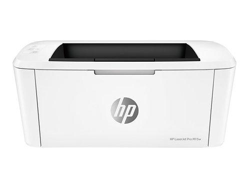 HP LaserJet Pro M15W Monochrome Printer