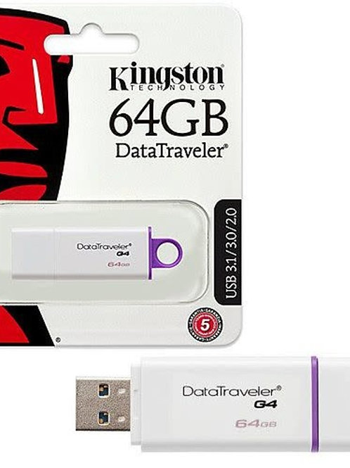 Kingston Pen Drive 64 GB