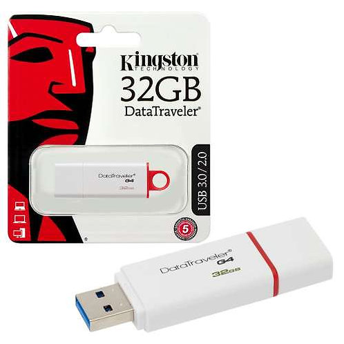 Kingston Data Traveler Pen Drive 32 GB
