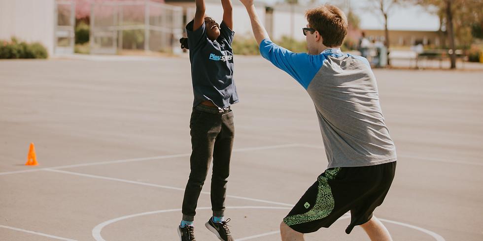 Basketball @ Stuart Mesa