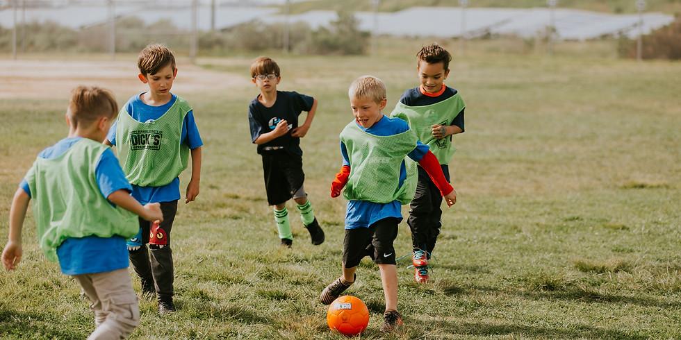Soccer @ Santa Margarita (Spring Session)