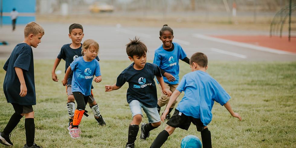 Soccer @ Stuart Mesa (Spring Session)