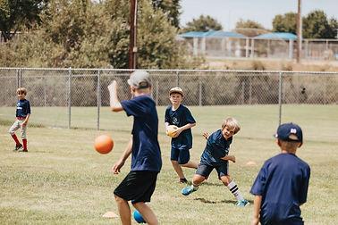 Xtreme Sports Dodgeball Camp