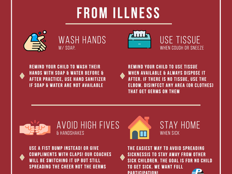 Tips to Keep your Child Safe from Illness