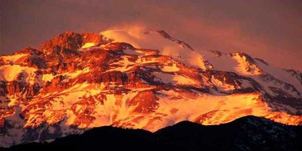 Volcan San Jose o Cerro el Plomo