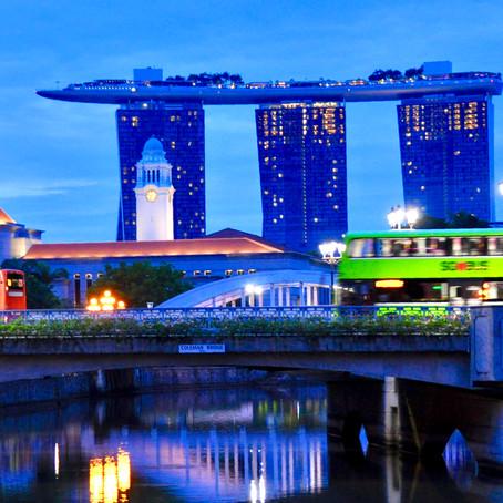 Singapore, the gateway to ASIA