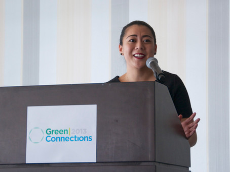 "Marie Vasallo, ""SSG – Makes Sustainability a Standard"""
