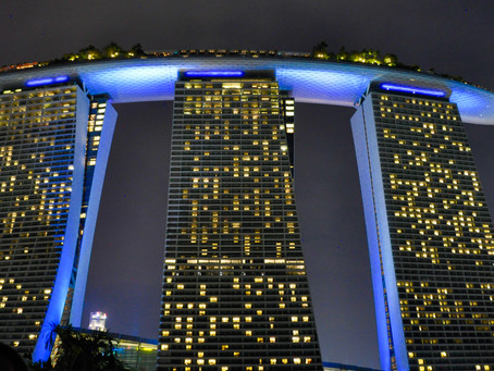 Singapore, the gateway to ASIA